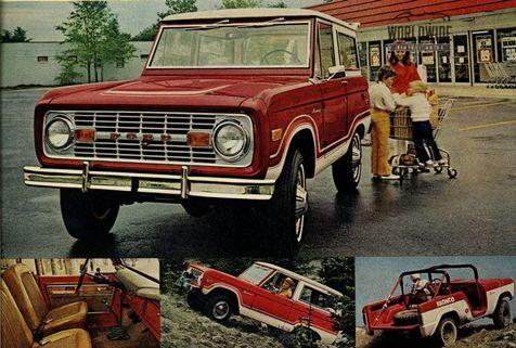 1973 Ford BRONCO 351 V8 AUTO COMPLETELY REBUILT HIGH END | Denver, CO | Worldwide Vintage Autos in Denver, CO