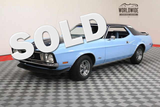 1973 Ford MUSTANG COUPE 351 V8 WITH 3-SPEED MANUAL PS PB | Denver, Colorado | Worldwide Vintage Autos