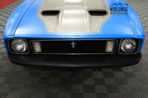 1973 Ford MUSTANG MACH 1 FACTORY 302V8! 4-SPEED MANUAL. | Denver, CO | Worldwide Vintage Autos in Denver, CO