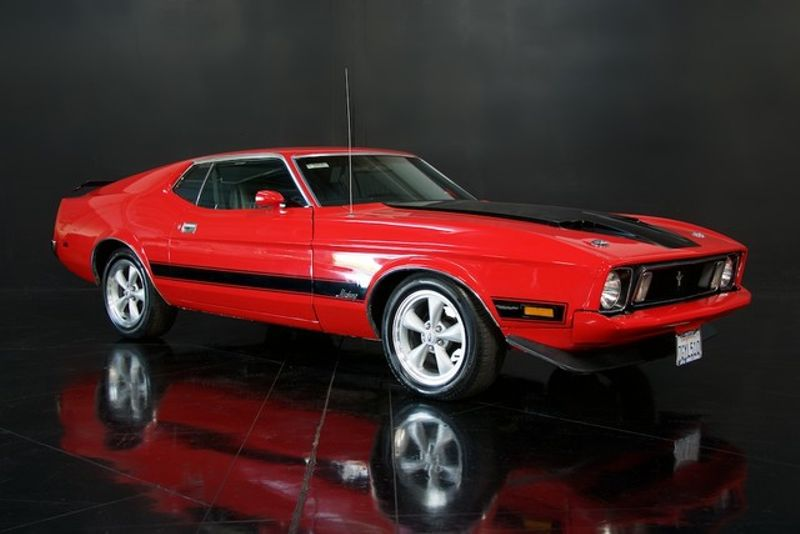 1973 Ford MUSTANG MACH 1 | Milpitas, California | NBS Auto Showroom