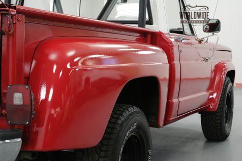 1973 Jeep J10 GLADIATOR 4X4 360 V8 AUTO RARE | Denver, CO | Worldwide Vintage Autos in Denver, CO