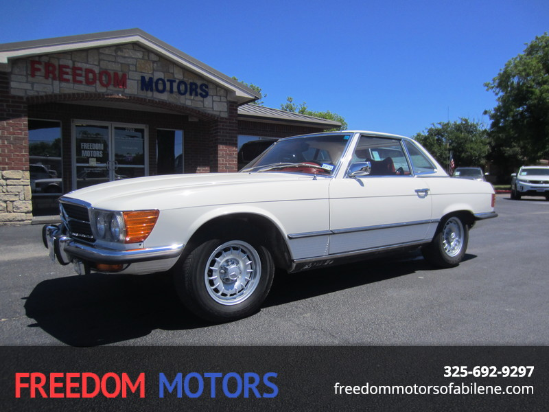1973 Mercedes-Benz 450 SL  in Abilene Texas