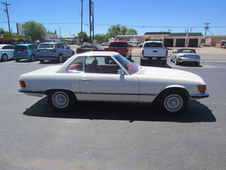 1973 Mercedes-Benz 450 SL  in Abilene, Texas