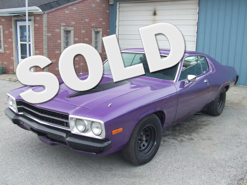 1973 Plymouth Satellite Sebring in Mokena Illinois