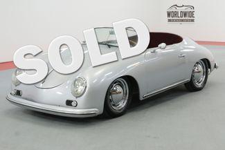 1957 Porsche SPEEDSTER HIGH END BUILD 163 MILES 4 WHEEL DISC 1600CC | Denver, CO | Worldwide Vintage Autos in Denver CO