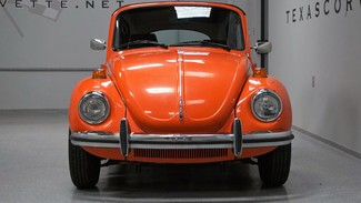 1973 Volkswagen Super Beetle Convertible in Lubbock, Texas