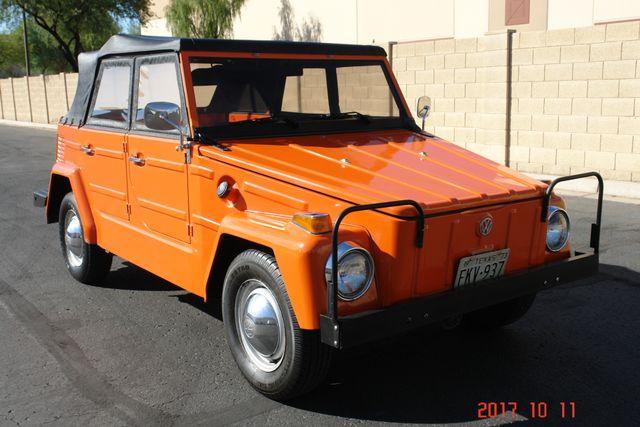1973 Volkswagen Thing Phoenix, AZ 0