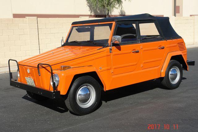 1973 Volkswagen Thing Phoenix, AZ 6
