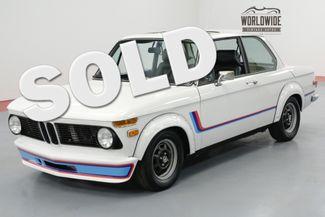 1974 BMW 2002 in Denver CO