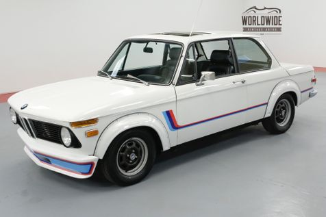 1974 BMW 2002 RESTORED TURBO WIDE BODY TRIBUTE GORGEOUS   Denver, CO   Worldwide Vintage Autos in Denver, CO