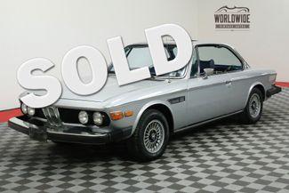 1974 BMW 3.0 CS in Denver Colorado