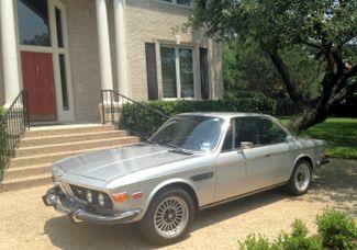 1974 BMW 3.0 CS in Houston Texas