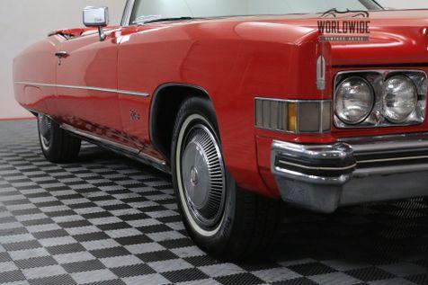 1974 Cadillac ELDORADO SHOW OR GO! STUNNING. LOW MILES | Denver, Colorado | Worldwide Vintage Autos in Denver, Colorado