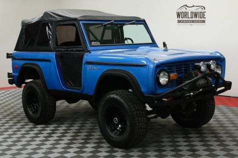 1974 Ford BRONCO RESTORED. 302 V8 AUTO PS PB FRONT DISC 4X4 | Denver, CO | WORLDWIDE VINTAGE AUTOS in Denver, CO