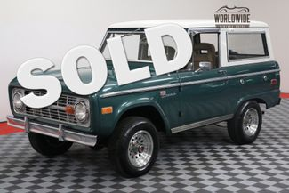 1974 Ford BRONCO UNCUT RARE 302 V8 AUTO AC PS PB | Denver, Colorado | Worldwide Vintage Autos in Denver Colorado