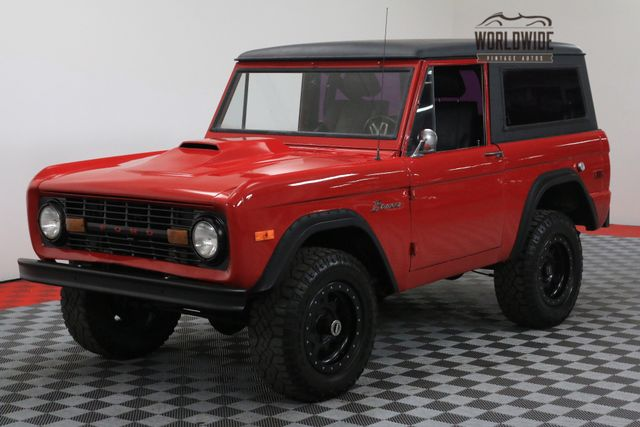 1974 Ford BRONCO 302 V8 4X4 PS 3-SPEED LIFTED MUST SEE | Denver, Colorado | Worldwide Vintage Autos