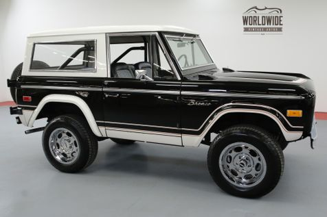 1974 Ford BRONCO TWO OWNERS RESTORATION $30K PAINT/BODY | Denver, CO | Worldwide Vintage Autos in Denver, CO
