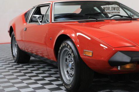 1974 De Tomaso PANTERA RARE PANTERA   Denver, Colorado   Worldwide Vintage Autos in Denver, Colorado