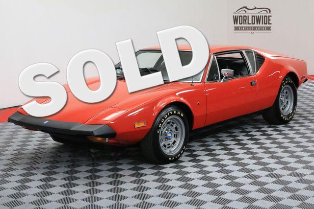 1974 De Tomaso PANTERA RARE PANTERA   Denver, Colorado   Worldwide Vintage Autos