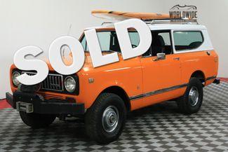 1974 International SCOUT II in Denver CO