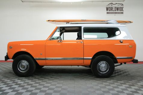 1974 International SCOUT II 345V8 AUTOMATIC TRANSMISSION WARN WINCH 4X4 | Denver, CO | WORLDWIDE VINTAGE AUTOS in Denver, CO