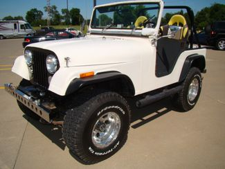 1974 Jeep CJ5 Bettendorf, Iowa 25