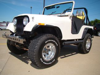 1974 Jeep CJ5 Bettendorf, Iowa 21