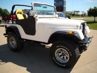 1974 Jeep CJ5 Bettendorf, Iowa 2