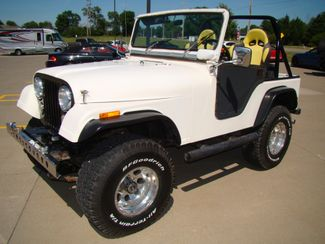 1974 Jeep CJ5 Bettendorf, Iowa