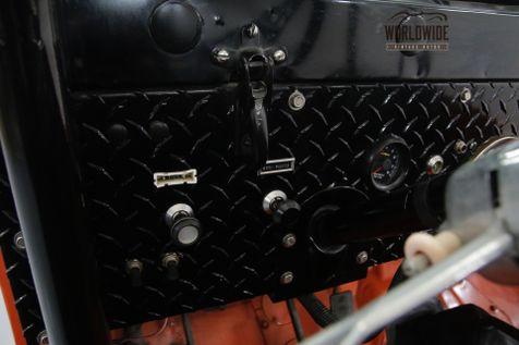 1974 Jeep CJ5  V8! CUSTOM 4X4. LIFT OFF ROAD 1700 MILES | Denver, CO | Worldwide Vintage Autos in Denver, CO