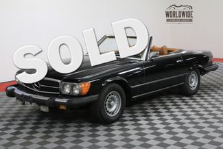 1974 Mercedes-Benz 450SL 2 OWNER 53000 MILES V8 AUTO | Denver, Colorado | Worldwide Vintage Autos in Denver Colorado