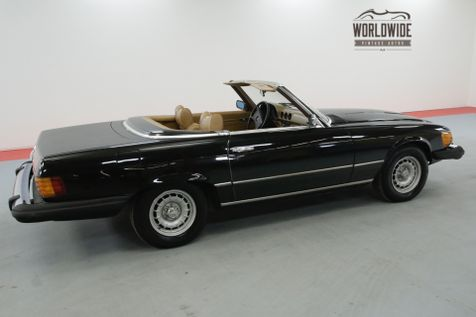 1974 Mercedes-Benz 450SL FACTORY TWO TOP CAR REBUILT TRANSMISSION | Denver, CO | Worldwide Vintage Autos in Denver, CO