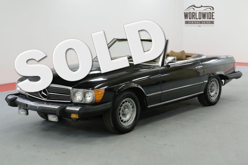 1974 Mercedes-Benz 450SL FACTORY TWO TOP CAR REBUILT TRANSMISSION | Denver, CO | Worldwide Vintage Autos
