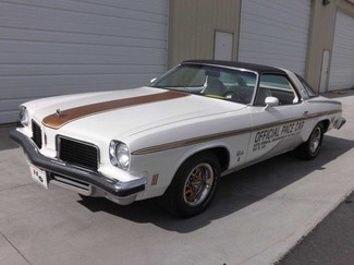 1974 Oldsmobile Hurst -Utah Showroom Newberg, Oregon