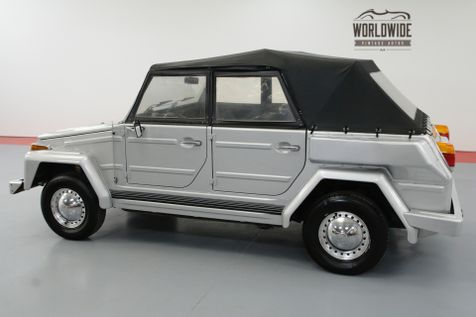 1974 Volkswagen THING 68000 ORIGINAL MILES WITH FULL TOP   Denver, CO   Worldwide Vintage Autos in Denver, CO