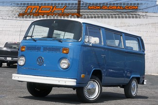 1974 Volkswagen Transporter  Kombi - Restored - 1.8L rebuild engine in Los Angeles