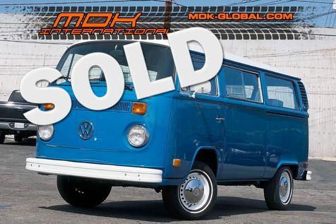 1974 Volkswagen Transporter  Kombi - Restored - 1.8L rebuild engine in Los Angeles