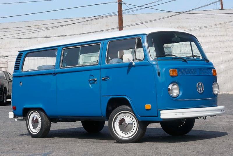 1974 Volkswagen Transporter  Kombi - Restored - 18L rebuild engine  city California  MDK International  in Los Angeles, California