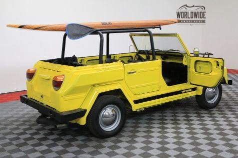 1974 Volkswagen THING TYPE 181 VW TEXAS CAR CONVERTIBLE RARE | Denver, Colorado | Worldwide Vintage Autos in Denver, Colorado