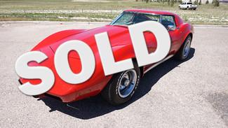 1975 Chevrolet Corvette in Lubbock Texas