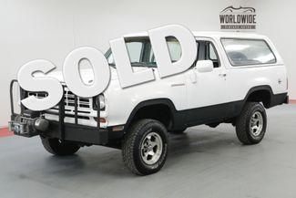 1975 Dodge RAM CHARGER in Denver CO