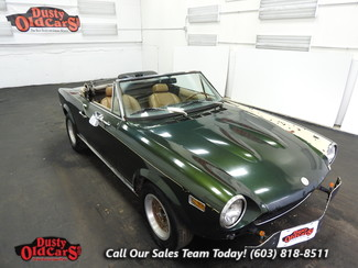 1975 Fiat 124 in Nashua NH