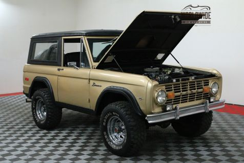 1975 Ford BRONCO RESTORED. PS. PB. 302 V8. AUTO! 4x4. | Denver, CO | WORLDWIDE VINTAGE AUTOS in Denver, CO