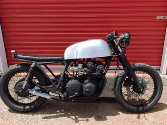 1975 Honda CB750K CUSTOM MADE-TO-ORDER MOTORCYCLE Mendham, New Jersey 6