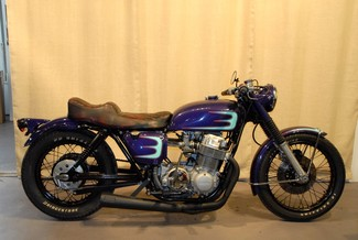1975 Honda HONDA CB750K CUSTOM MADE CLASSIC JAPANESE CAFE RACER MOTORCYCLE Mendham, New Jersey 4