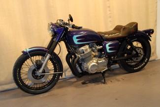 1975 Honda HONDA CB750K CUSTOM MADE CLASSIC JAPANESE CAFE RACER MOTORCYCLE Mendham, New Jersey 22