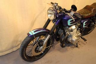 1975 Honda HONDA CB750K CUSTOM MADE CLASSIC JAPANESE CAFE RACER MOTORCYCLE Mendham, New Jersey 23