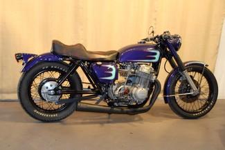 1975 Honda HONDA CB750K CUSTOM MADE CLASSIC JAPANESE CAFE RACER MOTORCYCLE Mendham, New Jersey