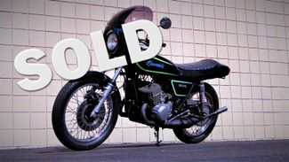 1975 Kawasaki H1 500cc 2-STROKE TRIPLE  CAFE' RACER  OIL INJECTED TWO-STROKE Phoenix, Arizona