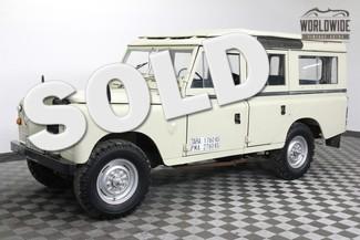 1975 Land Rover DEFENDER SANTANA
